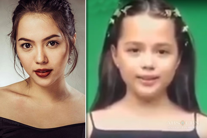 MAJOR THROWBACK: Julia Montes' Goin Bulilit audition
