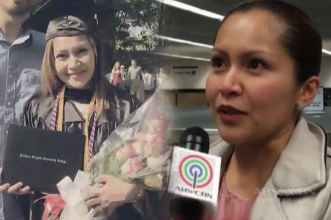 Dating Kapamilya singer na si Carol Banawa, nagtapos na Summa Cum Laude sa kursong nursing Image Thumbnail