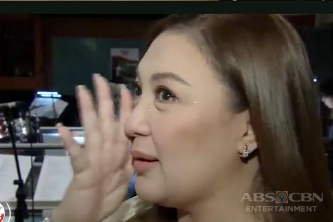 Bakit nga ba naiyak ang Mega Star habang nasa concert rehearsals niya?