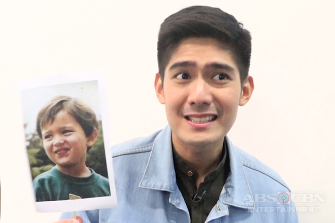 HOTSPOT: Can Robi Domingo nail the 'Guess The Child Star' Challenge?