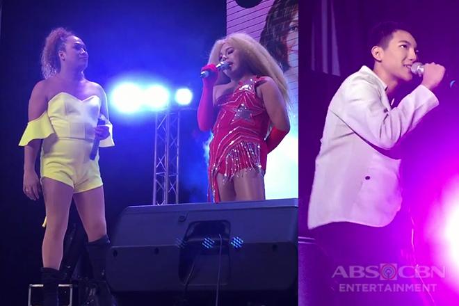 HOTSPOT: Dj JhaiHo, Darren Espanto at Negi, pinasaya ang ating mga Kapamilya!