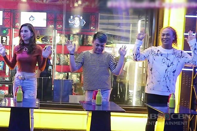 HOTSPOT: Negi at Dj JhaiHo, sinubukan ang ABS–CBN Studio Experience!