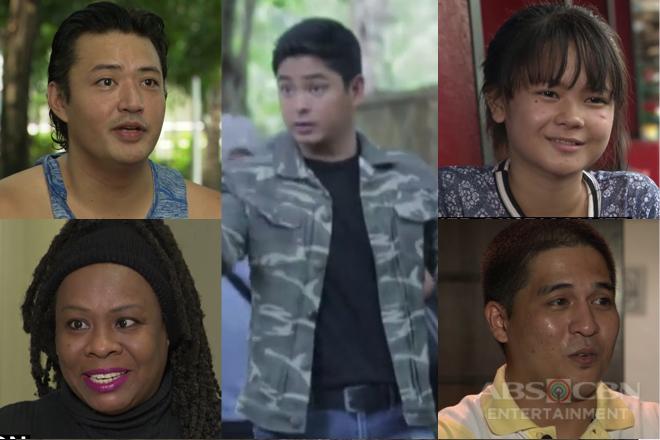 Mark, CJ, Rhed at Whitney, sinabi kung paano si Coco bilang direktor at aktor sa set