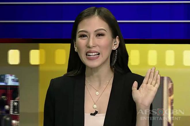 Alex Gonzaga, sumalang bilang Star Patroller sa TV Patrol
