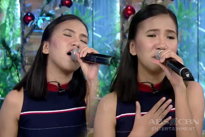 Elaine Duran sings 'When I Was Your Man,' LIVE on UKG!