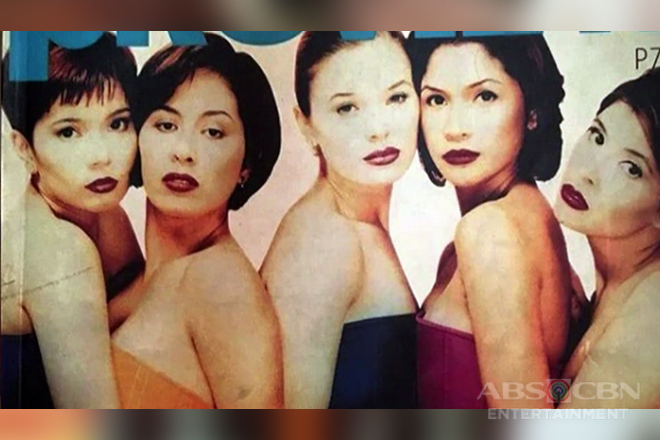LOOK: Meet the 'IT GIRLS' of the 90s!