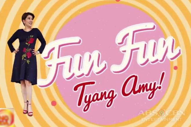 New blog ni Tyang Amy, available na sa Youtube