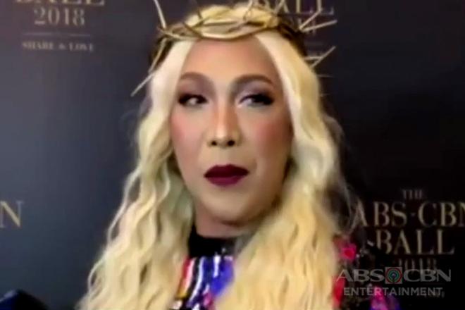Vice Ganda, hindi takot sa bashers ng kontrobersyal niyang outfit sa ABS-CBN Ball