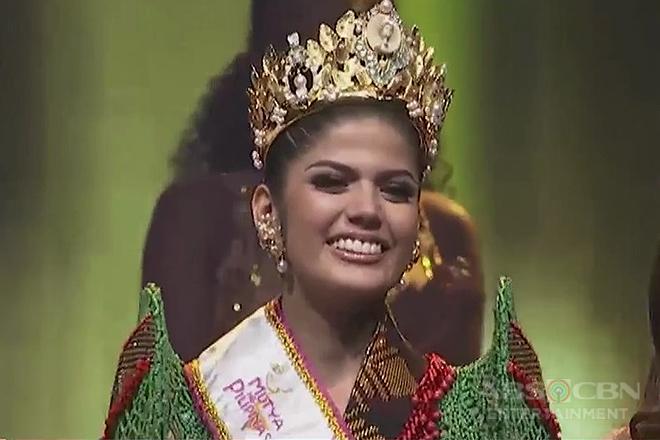 Pinay beauty na si Sharifa Akeel, kinoronahang Miss Asia Pacific International 2018