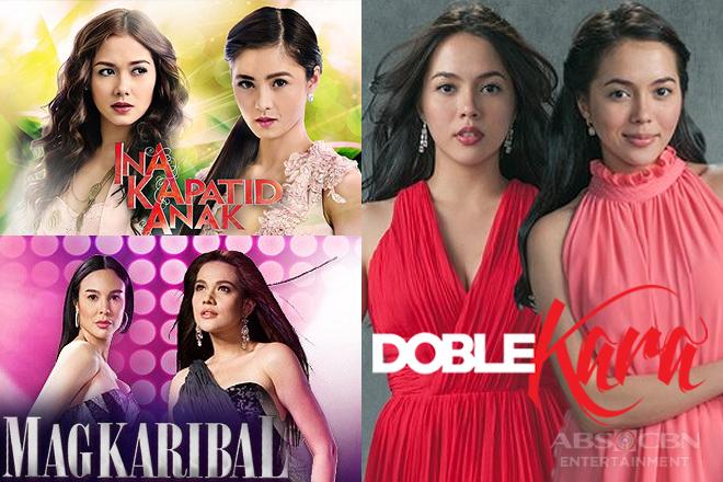 Kapamilya Toplist: 14 best sibling rivalries in ABS-CBN teleseryes