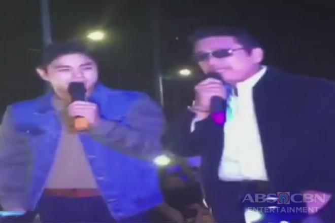Cast ng 'Ang Probinsyano,' pinasaya ang kanilang fans sa Bulacan