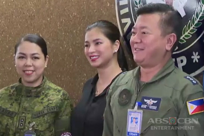 ABS-CBN at AFP, pumirma ng Memorandum of Understanding bilang paghahanda sa 'The General's Daughter'