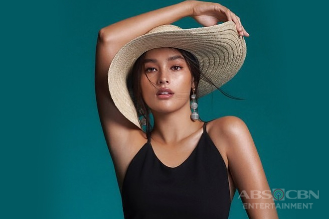 LOOK: Liza Soberano confidently shows her sexy underarm!