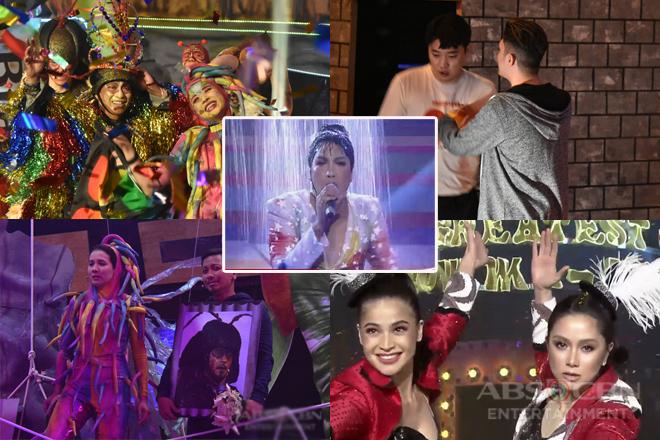 Mga host ng It's Showtime, nagpasiklaban sa Magpasikat 2018