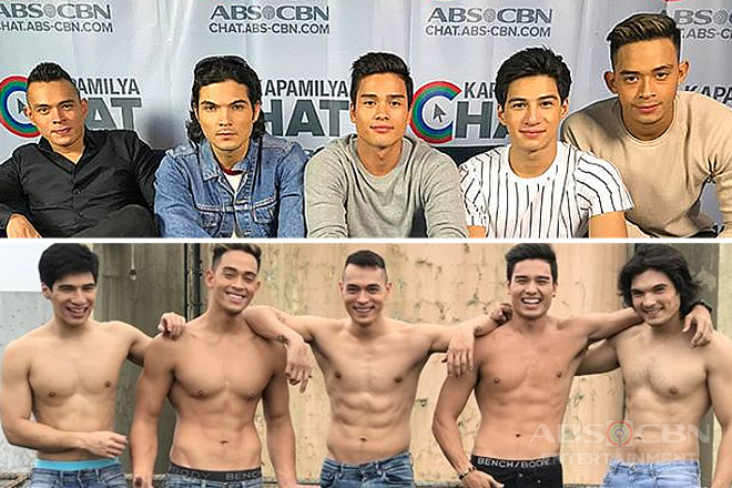 Abs, celebrity crush and more with the hunks of Los Bastardos