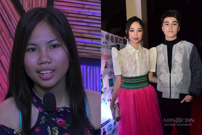 MayWard, may reaksyon sa pagkukumpara kina PBB housemate Lie Reposposa at Maymay