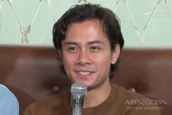JC Santos, bibida sa international film na 'Motel Acacia'