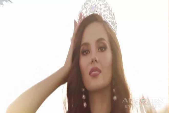 Catriona Gray, hot pick ng Miss Universe pageant fans para sa korona