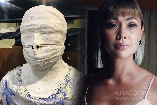 Jodi Sta Maria, nag-prosthetics fitting para sa movie