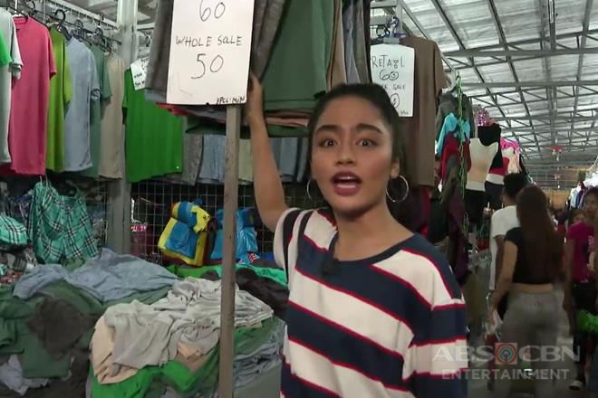Rated K: Vivoree, nag-shopping sa Taytay Tiangge para kay CK
