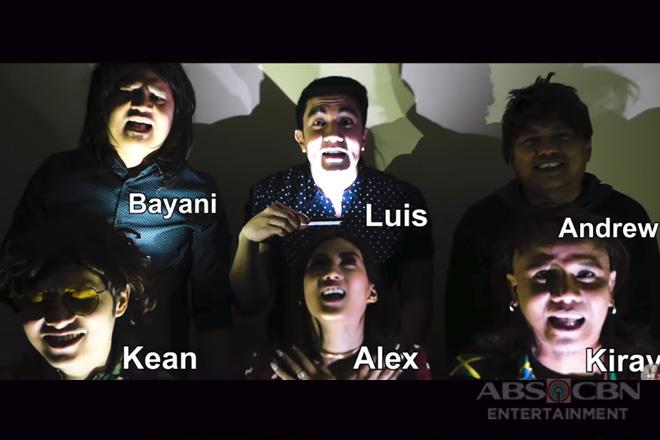 Alex Gonzaga, may nakakatawang cover ng 'Bohemian Rhapsody'