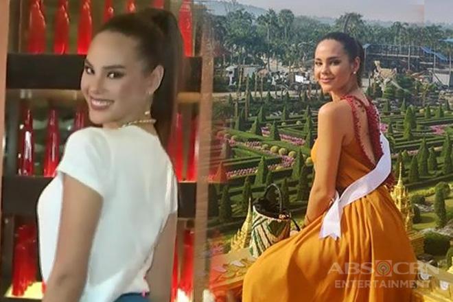 Miss Universe Philippines Catriona Gray, handa na sa nalalapit na Miss Universe Pageant