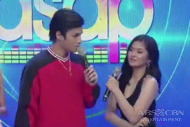 Ronnie Alonte, inaming may relasyon sila ni Loisa Andalio
