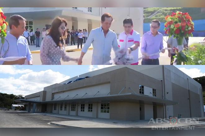 ABS-CBN, ipinasilip ang soundstages sa Bulacan