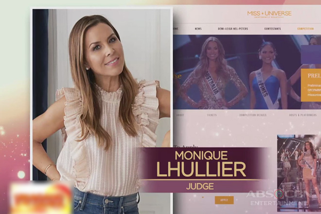 Selection committee para sa 67th Miss Universe, ipinakilala na