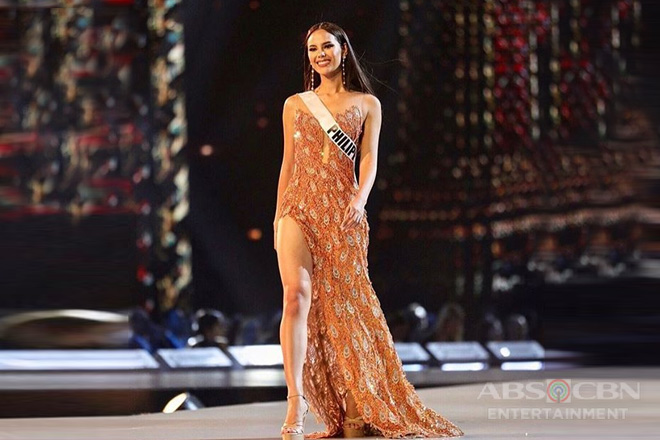 Catriona Gray, standout sa Miss Universe 2018 preliminary competition
