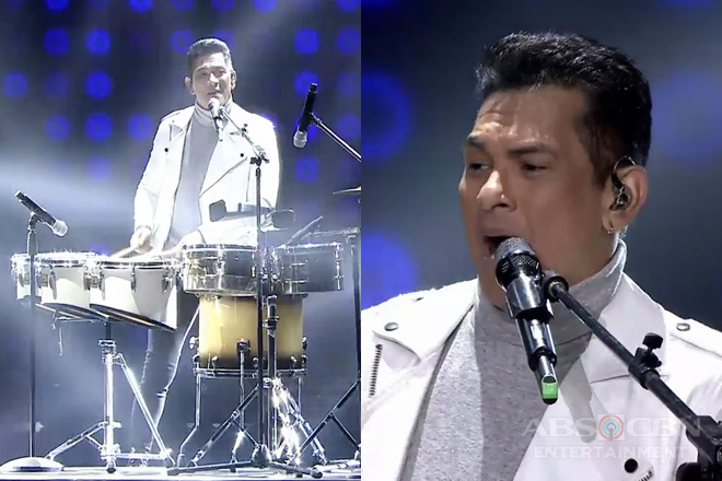 "Family Is Love: Gary Valenciano sings ""Little Drummer Boy"" with Kapamilya Kids"