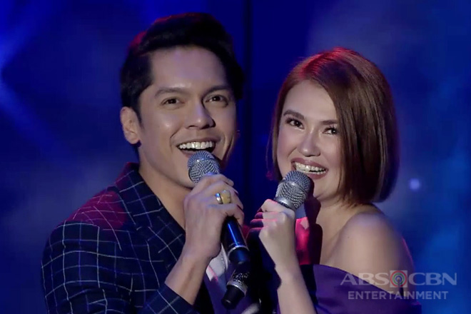 Family Is Love: Carlo, Angelica sing