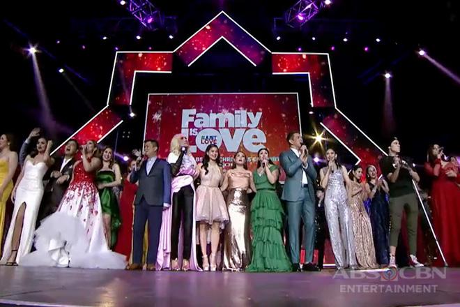 Family Is Love: Kapamilya All-Star sings