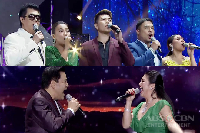Family Is Love: Kapamilya Singers unite in a world-class Christmas vocal showdown