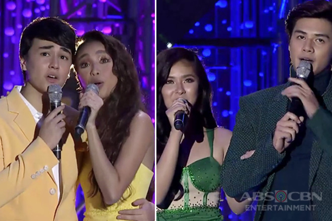 Family Is Love: MayWard & LoiNie sing