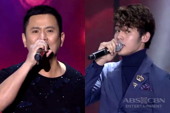 Family Is Love: Ogie Alcasid and Inigo sing