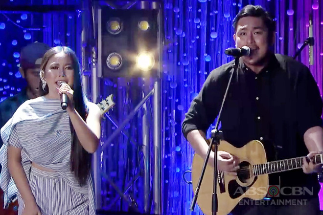 Family Is Love: Yeng and December Avenue sing