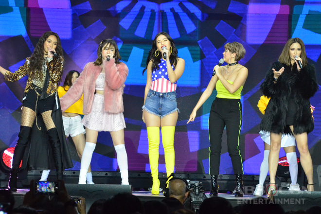 """Family Is Love: Arci, Bela, Janella, Maymay & Sue channel Spice Girls with their """"Wannabe"""" performance"""