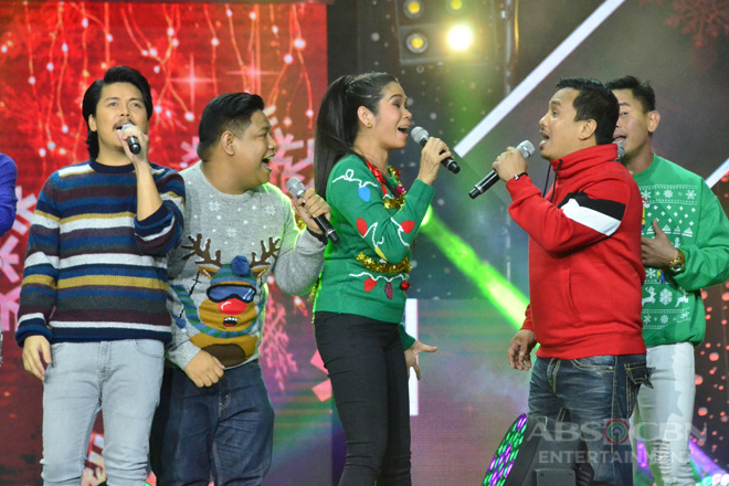 Family Is Love: Kapamilya Comedians bring back 2018 hits with a fun Christmas performance