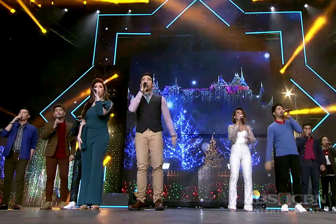 Family Is Love: Kapamilya Singers amaze everyone with their pitch-perfect performance