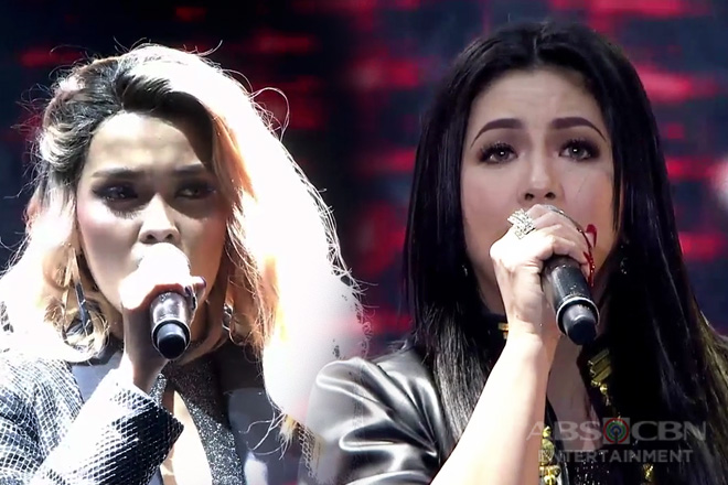 "Family Is Love: Regine Velasquez, KZ sing ""Alone"""