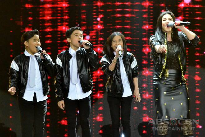 "Family Is Love: Regine Velasquez, TNT Boys sing ""In The Name Of Love"""