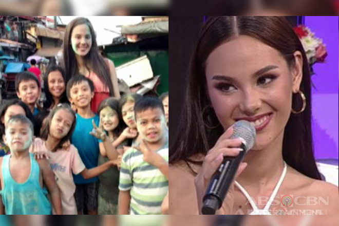 Catriona Gray on Young Focus organization: