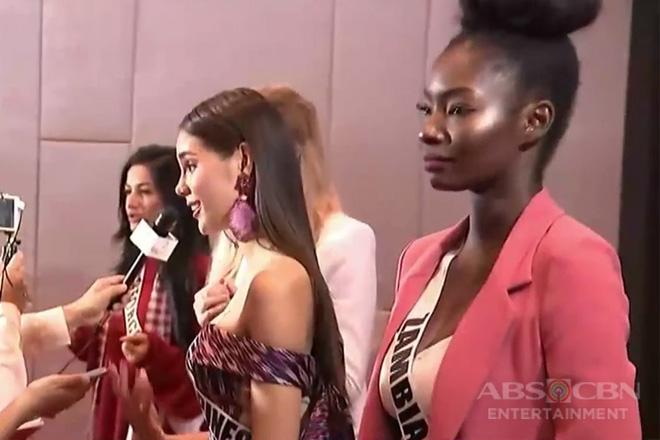 Miss Universe candidates, handa na sa pagrampa sa Miss Universe beauty pageant