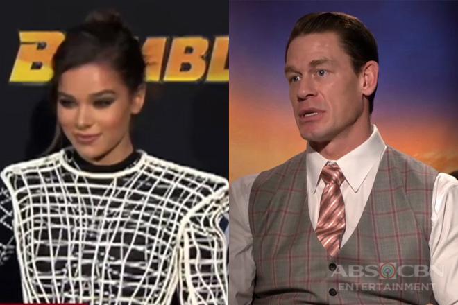 Fil-Am Star Hailee Steinfeld at John Cena, bida sa Transformers spin-off movie na Bumblebee Image Thumbnail