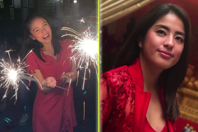 Celebrities, kanya-kanyang salubong sa Chinese New Year Image Thumbnail