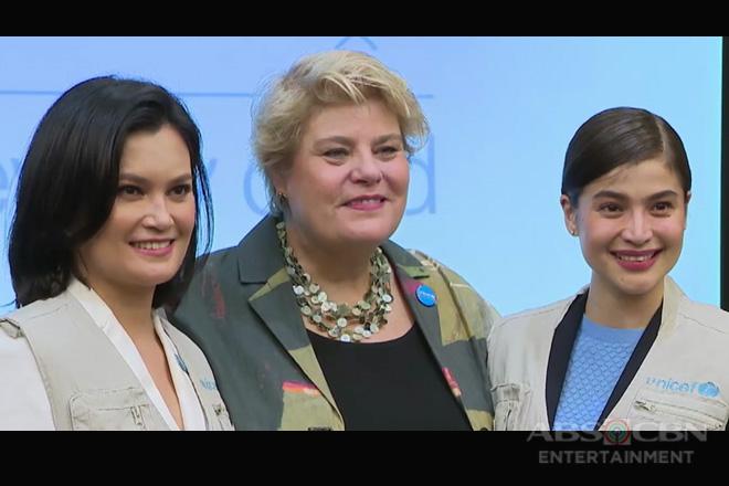 Anne Curtis at Daphne Paez, pinili bilang goodwill ambassadors