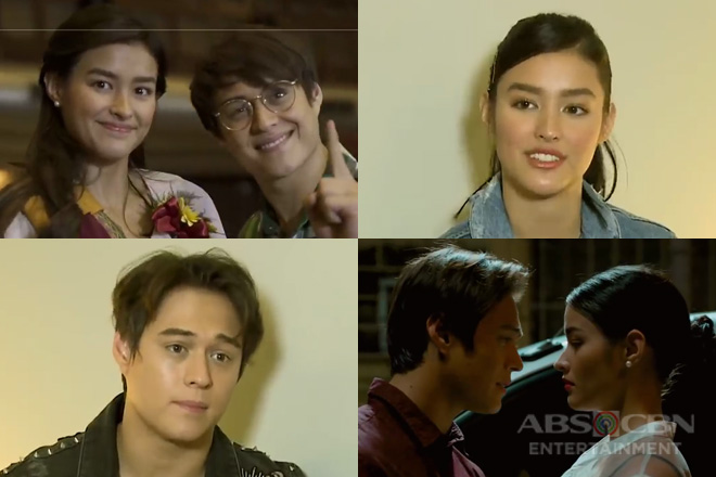"How LizQuen's Valentine movie ""Alone/Together"" was made"