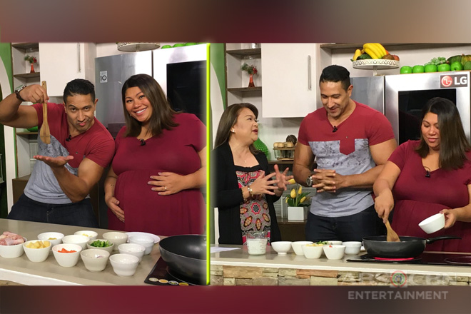 Eric and Rona Tai share recipe of their fave dish on UKG