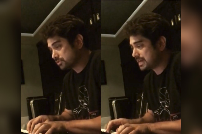 Ian Veneracion, nag-ala John Mayer nang kantahin ang You're 'Gonna Live Forever In Me'